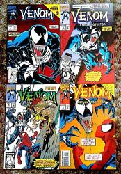 VENOM: LETHAL PROTECTOR #1 #2 #4 #6 NM-MT  ONE OWNER  LOT of 4  NEW