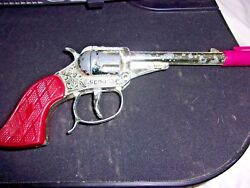 Vintage Lone Star Scout 100-shot Repeating Toy Cap Gun Made In England
