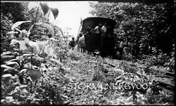 East Broad Top Railroad, End Of The Line, Train Enthusiasts Trip 1951 Photo