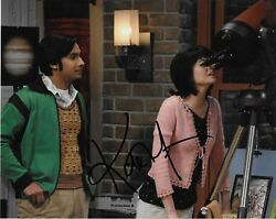 Autographed Kate Micucci Signed 8x10 Photo The Big Bang Theory 2 Original