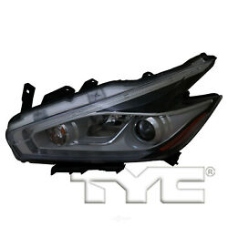 Headlight Assembly-NSF Certified Left TYC 20-9662-00-1 fits 15-16 Nissan Murano