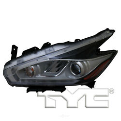 Headlight Assembly-NSF Certified Left TYC 20-9664-00-1 fits 15-18 Nissan Murano