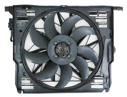 Dual Radiator and Condenser Fan Assembly-Turbo APDI 6010023