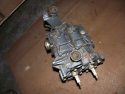 Bi2c6752 1957 Evinrude 7.5 Hp Block With Cylinder Head From Model 7522