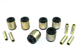 Rear Leading arm to diff&chassis bushing FOR SUZUKI SIERRA SJ80V 496-1298