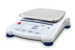 Ohaus Sjx 1502n/e - 1500.0 G Legal For Trade Jewelry Scale