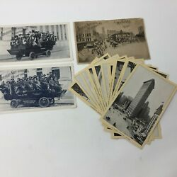 American Sight-seeing Car And Coach Co New York 1900s Trade Cards And Souvenirs