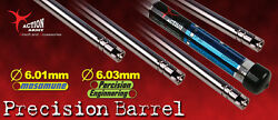 Action Army Spring Airsoft Inner Barrel Vsr10 Precision 6.03mm 430mm Taiwan