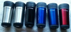 Thermocafe By Thermos Insulated Travel Tumbler,16oz470ml,6pcs