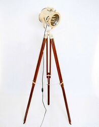 Hollywood Floor Lamp Grill Design Searchlight Light With Tripod Home Decorative