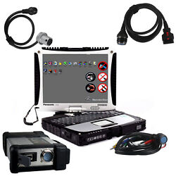MB STAR C5 Wifi Diagnostic Panasonic laptop for Mercedes vehicles
