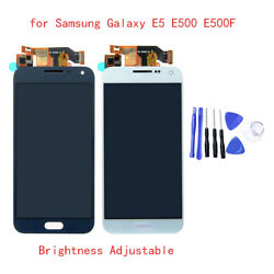 LCD Display Touch Screen Digitizer Assembly for Samsung Galaxy E5 E500 E500F HOT