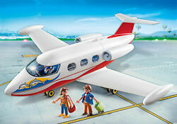 Playmobil 6081 - Summer Jet Plane - Private Jet - City Life Vacation