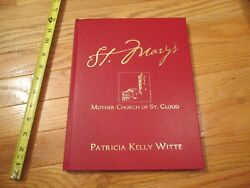 St Mary Mother Church Of St Saint Cloud Minnesota Mn By White Book