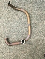 Piper Pacer Clipper Rear Exhaust Stack Assy P/n 12043-03