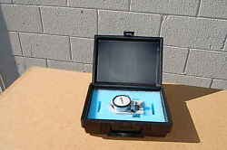 Dillon Model-x-compression Force Mechanical Gauge Xc-250lb Gage Calibrated