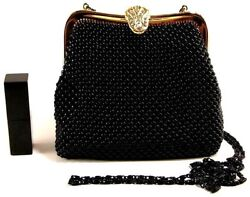 Women#x27;s evening clutches metal mesh Party Prom Wedding Banquet Purse quot;Newquot; $21.50
