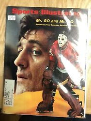 1971 Sports Illustrated Magazine March 29th