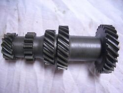 Mg Mgb Mgc Good Used Transmission Cluster Gear 4 Synchro Gearbox 1968 To 1980