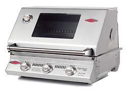 Beefeater Signature Series Bbq 3-burner Built-in Gas Grill S3000