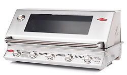Beefeater Signature Series Bbq 5-burner Built-in Gas Grill - Stainless Grate