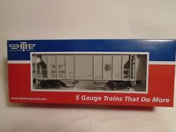 Mth S Scale 35-75053 New Haven Ps-2 Covered Hopper New In Box