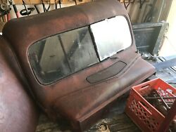 1942 - 1947 Ford Truck Windshield And Dash - Free Shipping