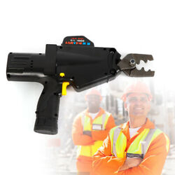 8-50mm² Crimping Tool Power Crimper for Wire Terminals Connectors Non Ratcheting