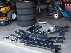 New 2016 Ford F250 Suspension Parts And Wheels/tires