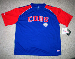 Chicago Cubs Menand039s Stitches Jersey Shirt - New With Tags - 2xl -xxl