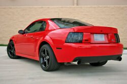 Cbr Style Rear Trunk Wing Spoiler W/ Opening For Key Hole For 99-04 Ford Mustang