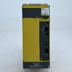 1pcs Used Fanuc A06b-6140-h037 Servo Amplifier In Good Condition Ship Today