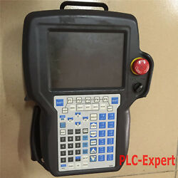 1pc Used Fanuc Teach I Pendant A05b-2518-c304emh In Good Condition