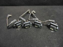 0582508 Ignition Coil X4 1985-2006 6-300 Hp Johnson Evinrude Outboard Part