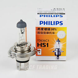 Qty=100 - Philips Hs1 Px43t 35/35w 12v Atv Scooter Moped Headlight Bulb.