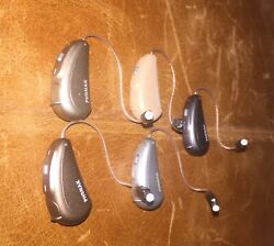 Audeo Q30 312t Ric Hearing Aid1-left Or 1-right Color Available
