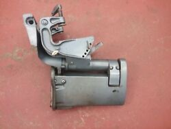 Exhaust Housing And Swivel From 9.9 Hp Evinrude Or Johnson Outboard Motor 1975