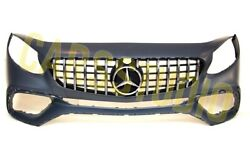 Mercedes-Benz C217 S63 S65 AMG 2018 S-Class Bumper Grille Stoßstange Grill Kit