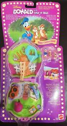 Vintage Polly Pocket Bluebird 1996 Donald Duck New In Box