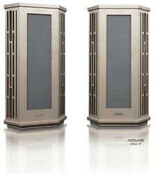ACCUVE Royal 30 Speakers 3-D Real Sounds Pure Single Full Range Unit (pair)