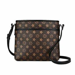 Olyphy Designer Zipper Crossbody Bags Purse for Women Fashion Leather Over The