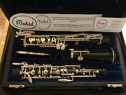 FOX OBOE MODEL 300 - Professionally serviced, ready to play!