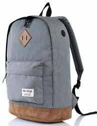 hotstyle 936Plus College Backpack High School Bookbag 18x12x6in $25.24