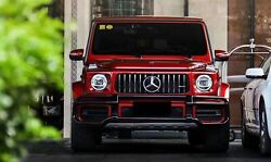 2019 mercedes-benz g-class Upgrade G63 AMG Body Kit Front bumper Complete