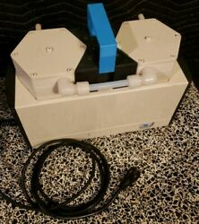 Knf Laboport Un840.3ftp Vacuum Pump Ptfe Heads For Harsh Vapor Working Great