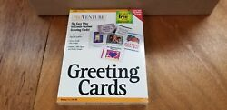 Greeting Card Cd Software Sealed In Box Fast Shipping