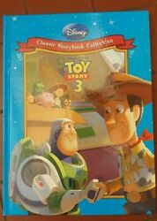 Disney Toy Story 3 Disney Classic Storybook Collection 2010