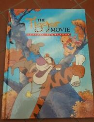 Disney The Tigger Movie Classic Storybook  2000 Book