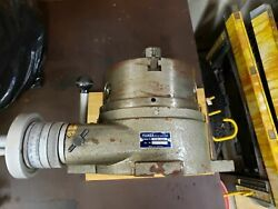 Yuasa International 595-008 8chuck 24 Position Indexing Increment Rotary Table