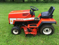 Simplicity Sunstar Garden Tractor Mower Kohler- Delivery Available